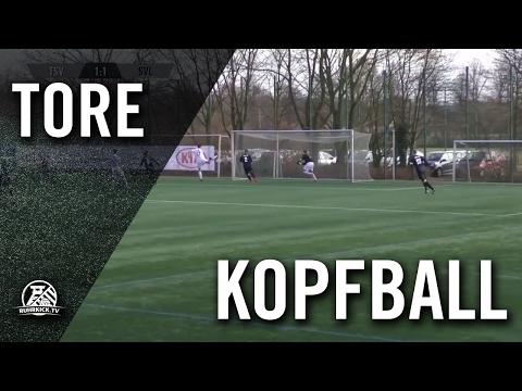 Kopfballtor von Niklas Baf (TSV Marl-Hüls) | RUHRKICK.TV