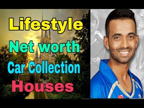 Ajinkya Rahane Lifestyle, 💥Net Worth,🚗 Cars, 🏠Houses, Biography, Income