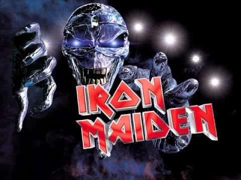 Iron Maiden- Hallowed By Thy Name (Lyrics)
