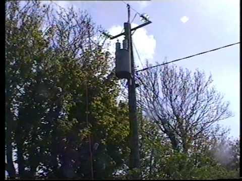 Esb Line Rebuild, West Cork ,ireland , 2003