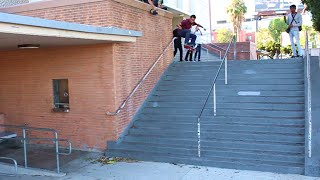 We Want ReVenge 61: HOLLYWOOD 16 STAIR CHALLENGE!