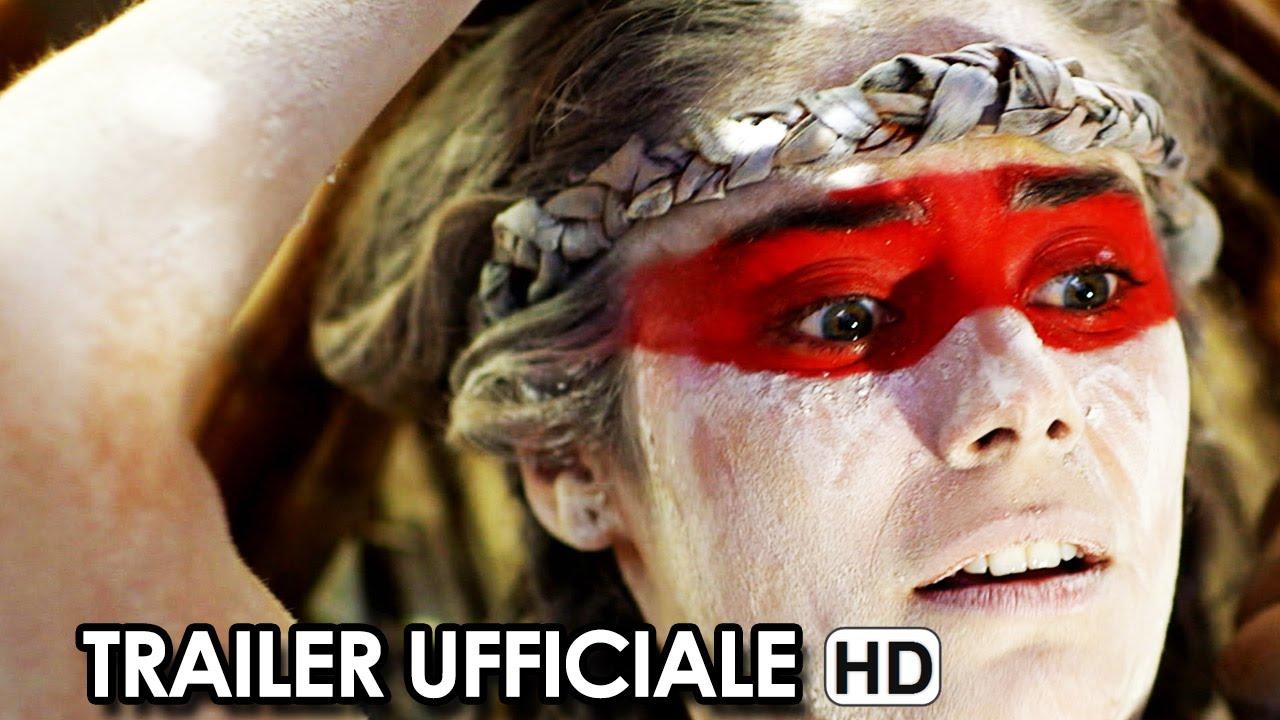 THE GREEN INFERNO Trailer Ufficiale Italiano (2015) - Eli Roth Movie [HD]