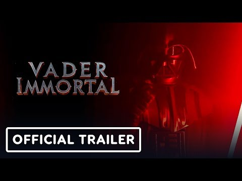 Vader Immortal: A Star Wars VR Series - Episode II Official Trailer