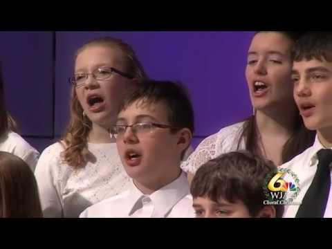 Meyersdale Area High School White Winter Hymnal