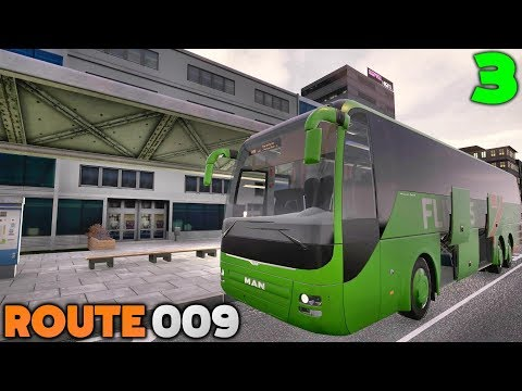 Fernbus Coach Simulator Let's Play - Route 009: Nürnberg to Mannheim (Pt. 1) - #3