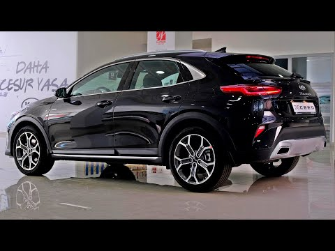 2021 KIA XCEED - Exterior and interior Details (Cool Crossover)