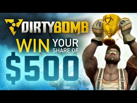 Dirty Bomb: Win Your Share of $500