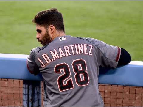 J.D. Martinez finally signs wi j d  martinez