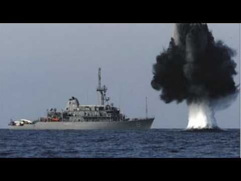 MOST ADVANCED Swedish Navy Mine warfare ship technology