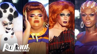 The Top Four Lip Sync For Their Lives 😱 RuPaul's Drag Race