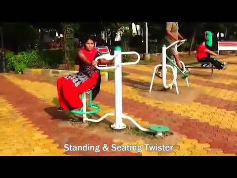 Manufacturer Of Outdoor Gym Equipment