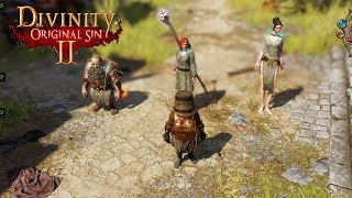 THIS WAS RANKED THE BEST PC GAME OF ALL TIME | Divinity Original Sin II Gameplay