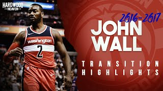 John Wall Transition Highlights