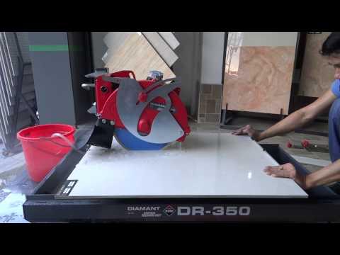 Máy cắt gạch 80cm cực mạnh hiệu RUBI DR350