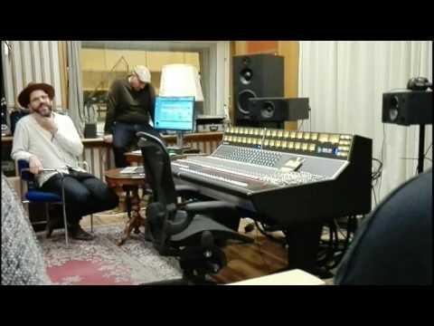 Quantic in the Studio (Unofficial audio recording)