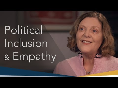 Political Inclusion and Empathy: Emory President Claire E. Sterk ...