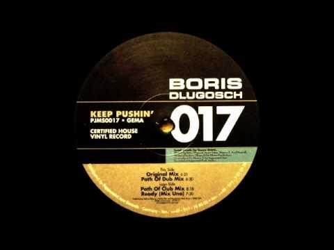 Boris Dlugosch ft Inaya Day - Keep Pushin' (Original Mix) 1995