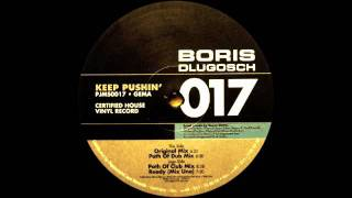 Boris Dlugosch ft Inaya Day - Keep Pushin