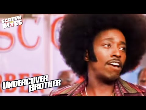 Undercover Brother: The Barber Shop scene (ft. Eddie Griffin and Aunjanue Ellis)