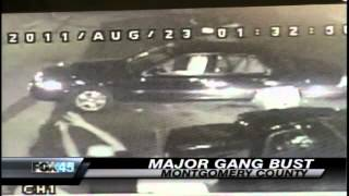 Multiple Agencies Take Down a Dangerous Dayton Gang