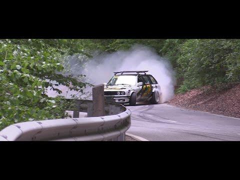 BMW E30 Touring m30 b35 turbo Street Drift Hillclimb by Roman Kucharik