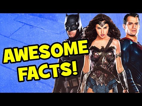 15 AWESOME Facts About BATMAN V SUPERMAN: Dawn of Justice!