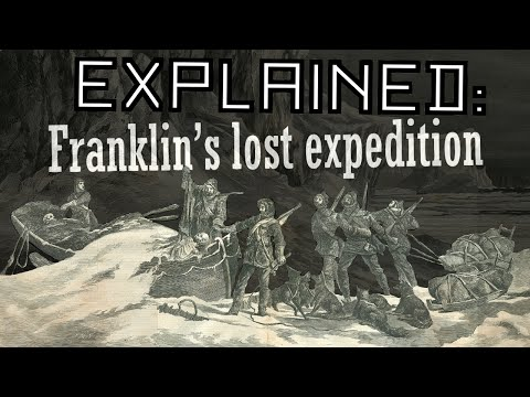 Explained: Franklin's Lost Expedition