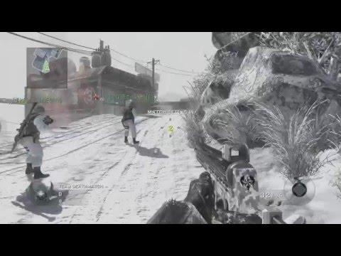 "Call of Duty : Black Ops 1 Next Gen ""Berserk Gameplay"""