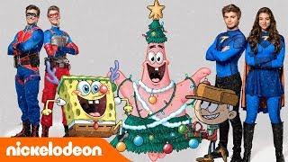 🔴 EM DIRETO: Feliz Natal! 🎅 | Nickelodeon em Português