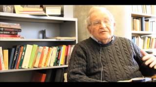 Noam Chomsky on India