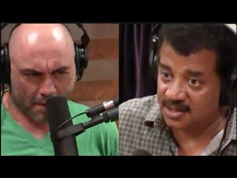 "Joe Rogan - Neil deGrasse Tyson ""I'm Not an Atheist!!"""