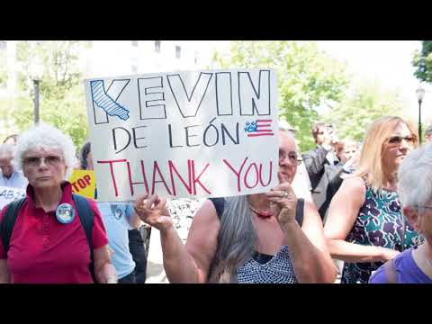 "A Progressive California: ""We Need Kevin"""