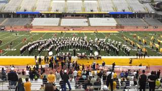 Appalachian State University Marching Mountaineers - Post Game 9-15-2012