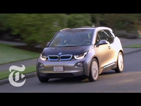 2015 BMW i3 | Driven: Car Review | The New York Times