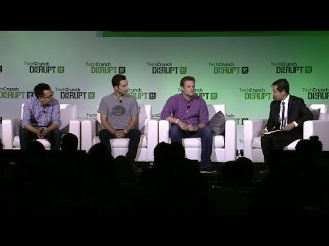 The Convenience Economy Is Improving Your Life's Logistics | Disrupt SF 2014
