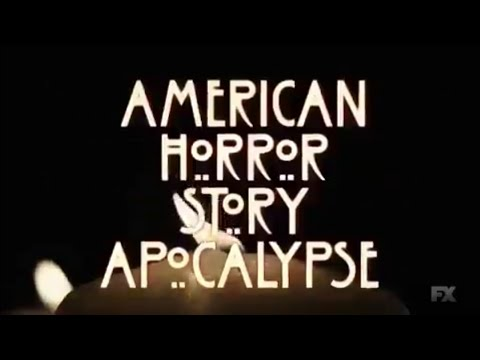 All AHS opening themes 1 - 8.