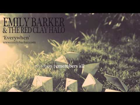 Emily Barker & The Red Clay Halo - Everywhen (Lyric Video)