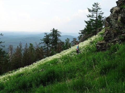 Вершина горы Сугомак Челябинская область Кыштым