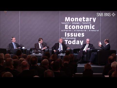 "Vernissage der Festschrift ""Monetary Economic Issues Today"", 16.06.2017"