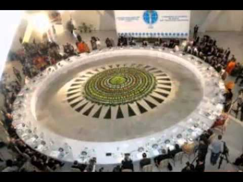ASTANA THE NEW CAPITAL FOR THE NEW WORLD ORDER