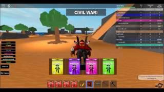 roblox:civil war tycoon