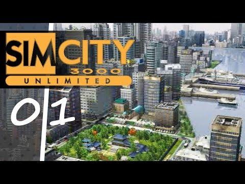 Sim City 3000 [#01] - Stadt, Land, Rahm - Let's Play