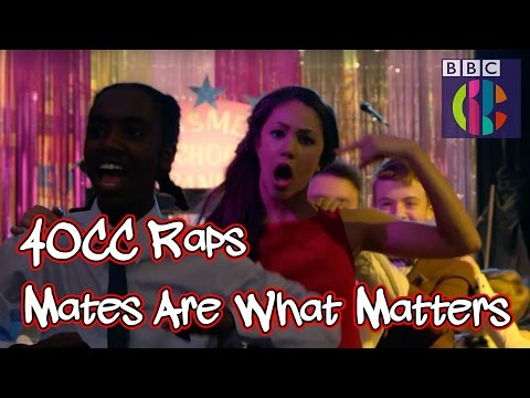 4 O'Clock Club Raps - Mates Are What Matters