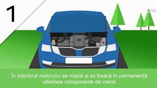 Uleiul potrivit protejează motorul
