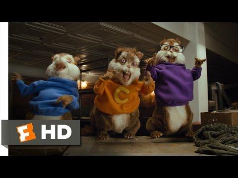 Disaster Movie (6/10) Movie CLIP - Demonic Chipmunks (2008) HD