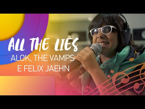 All The Lies Alok The Vamps Felix Jaehn - Pedro Miranda Cover