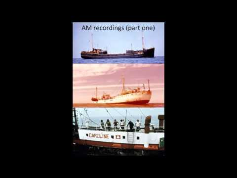 AM recordings Caroline 1979, Delmare and Miamigo 1....