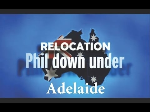 Relocation Phil Down Under S02E02 Adelaide 2010