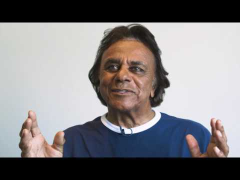 Johnny Mathis Accepts Honorary Degree