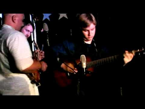 Frank Solivan & Dirty Kitchen IBMA 2012 - The Letter